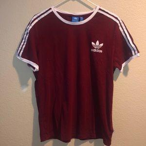 EUC Adidas women's size M shirt
